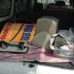 テレビの不用品回収処分に行ってまいりました-加古川市平岡町-