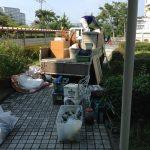 不用品処分・ハウスクリーニングをしてまいりました。-神戸市須磨区-
