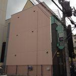 外壁塗装工事を行いました。-神戸市中央区-