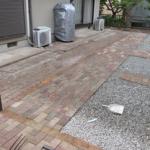 庭の防草工事をしてきました!-神戸市西区秋葉台-