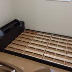 ベッドの組み立てをしました! -高砂市米田町-