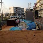 引っ越しに伴う不用品整理処分をしてまいりました!~神戸市須磨区竜が台~
