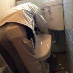 玄関ホールとトイレの改修工事をしてまいりました! -神戸市西区北山台-