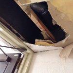 天井張り替えをしてきました! -神戸市垂水区-
