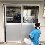 引戸とエアコン取り換えを行いました! 兵庫県加東市