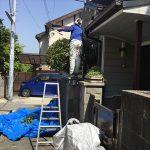 剪定作業に行ってまいりました!-神戸市須磨区-